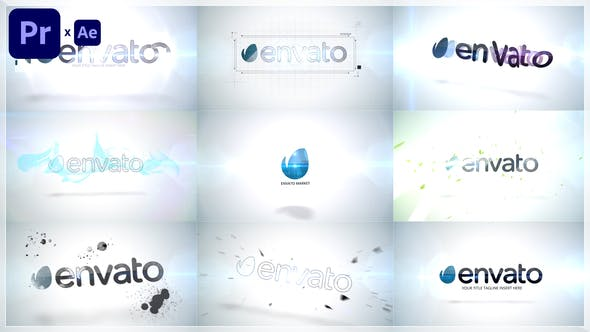 Videohive - Logo Pack - 33714282