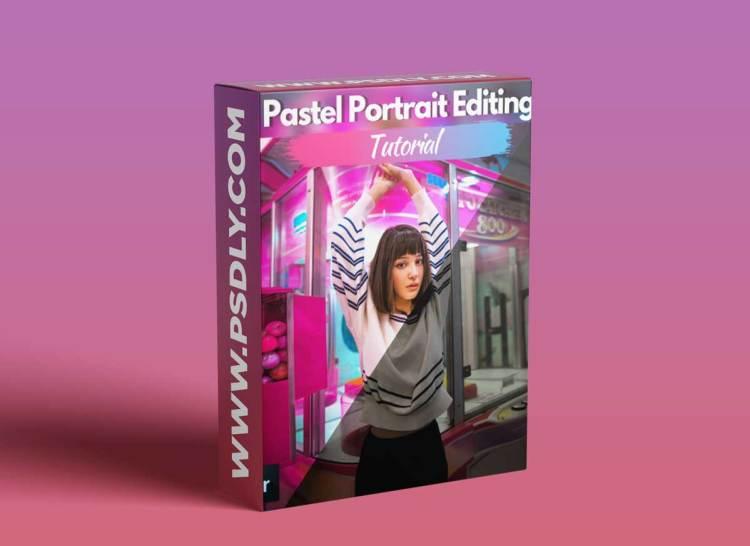Pastel Portrait Editing Tutorial by Chris Hernandez