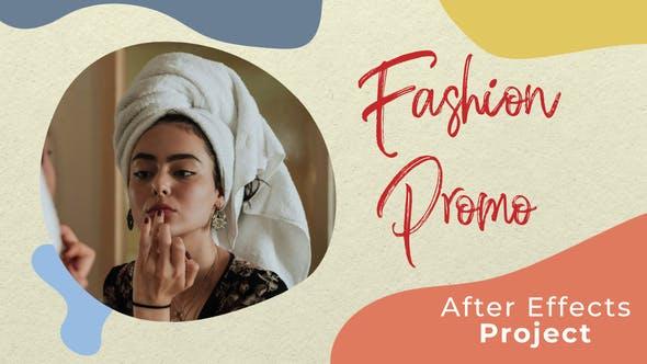 Videohive Fashion Promo 33909958