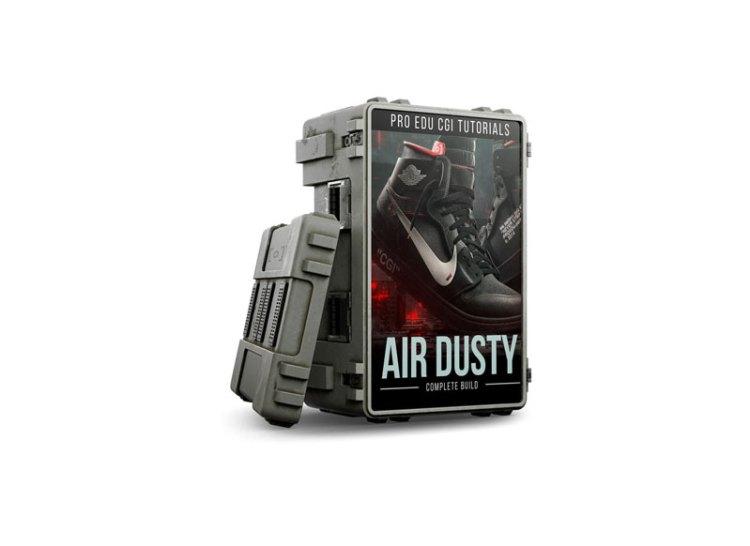 Pro Edu - Air Dusy Shoe Commercial
