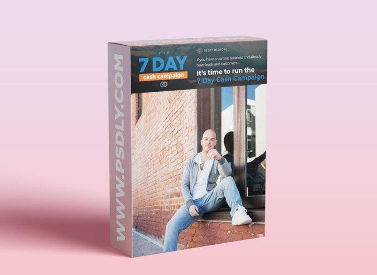 Scott Oldford – 7 Day Cash Campaign Download 2021
