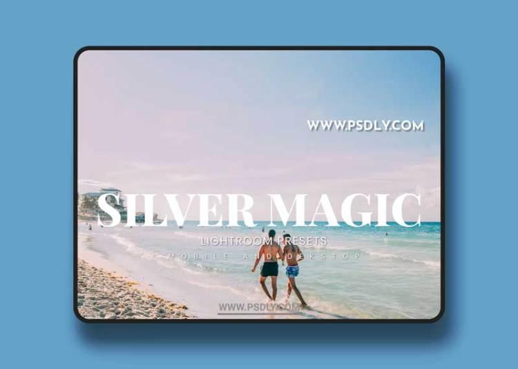 Silver Magic Lightroom Presets Dekstop and Mobile