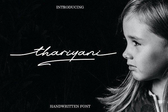 Thariyani Font