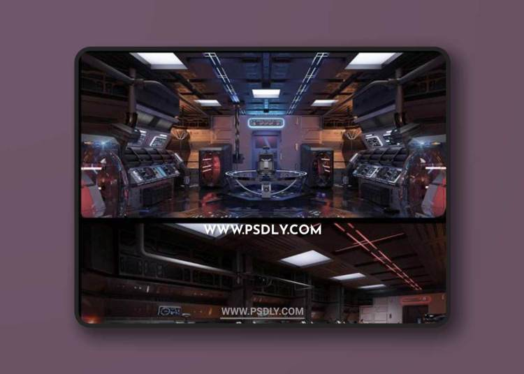 VR X01 BYOS Modular 3D Models