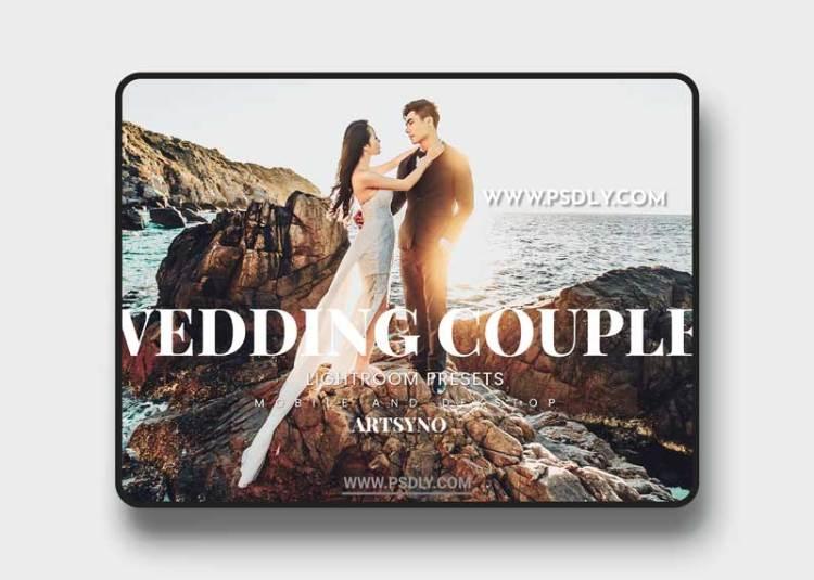 Wedding Couple Lightroom Presets Dekstop Mobile