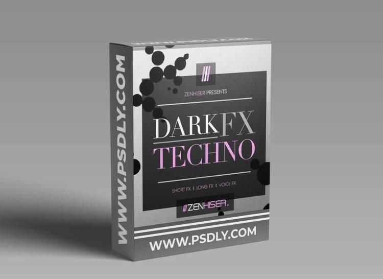 Zenhiser Dark Techno FX WAV
