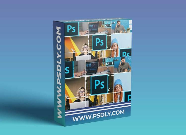 Adobe Photoshop CC - Complete Beginner Training Course