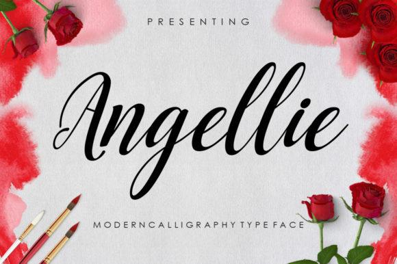 Angellie Font