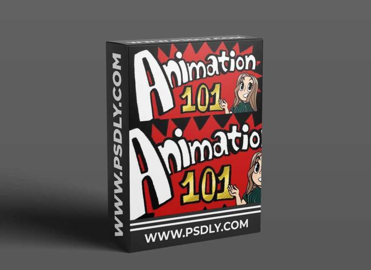 Animation 101 - The Bouncing Ball with Tail Attached!