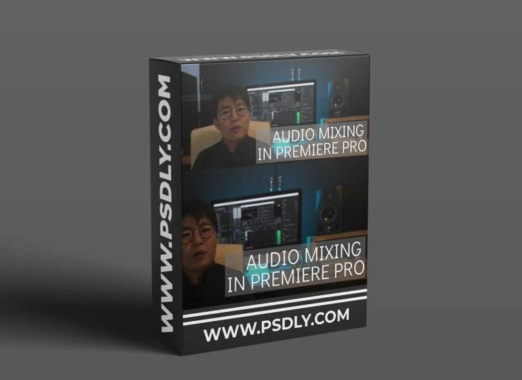 Audio Mixing in Premiere Pro