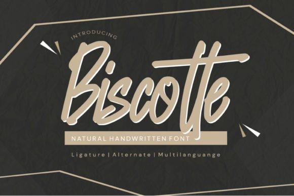 Biscotte Font