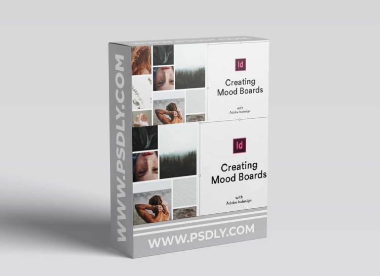 Creating Mood Boards with Adobe Indesign