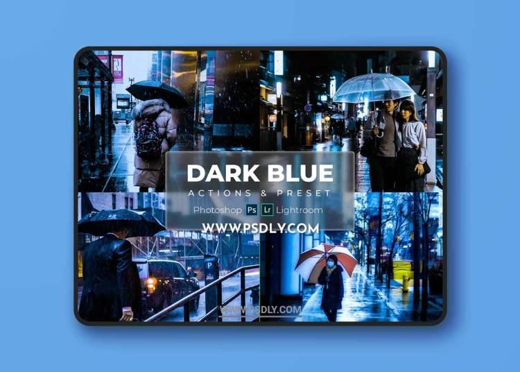 Dark Blue - (Presets & Actions)