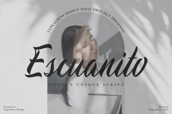 Escuanito Font