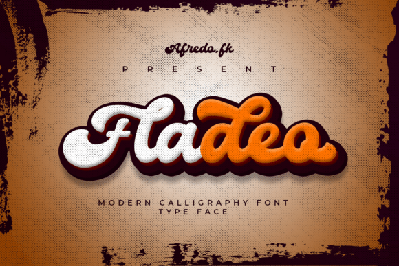 Fladeo Font
