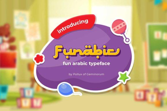 Funabic Font