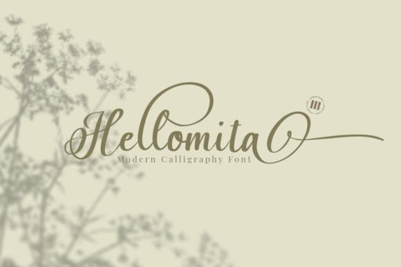 Hellomita Font