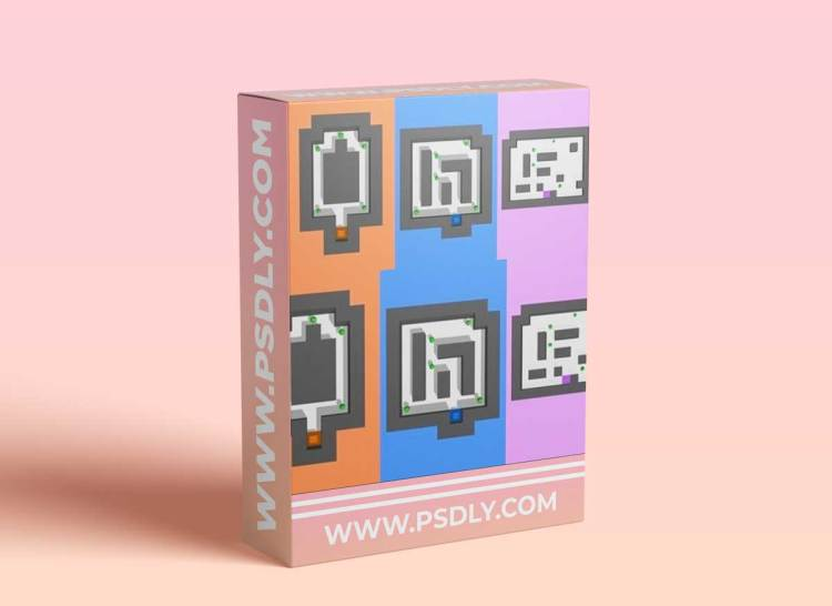 How To Make A 3D Swipe Puzzle Video Game