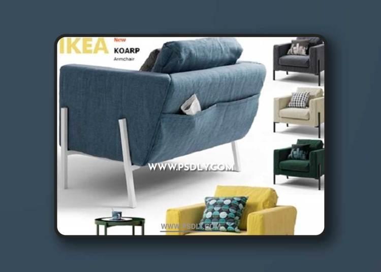 KOARP Ikea IKEA COARP 3D Models