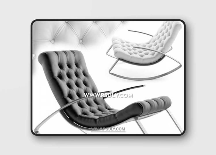 Kel Prestige Designs armchair 3D Models
