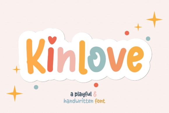 Kinlove Font