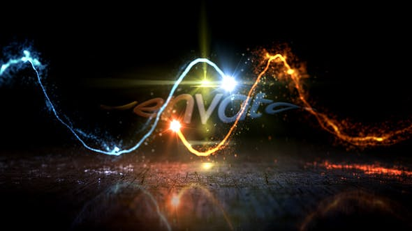 Videohive Light Logo Reveal 2996598
