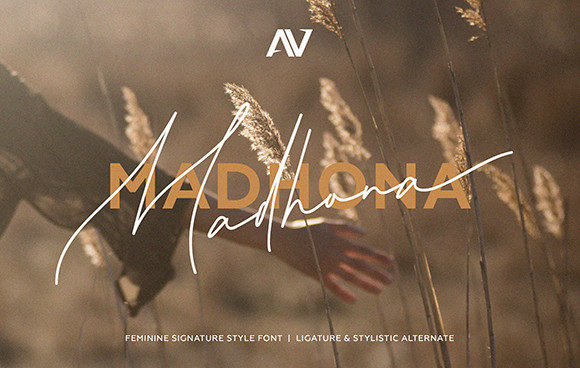 Madhona Font