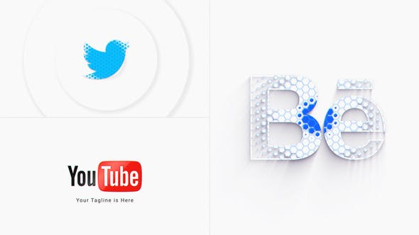 Videohive Clean & Simple Logo Reveal 34193491