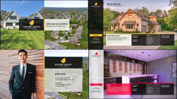 Videohive Real Estate Promo 6 34081126