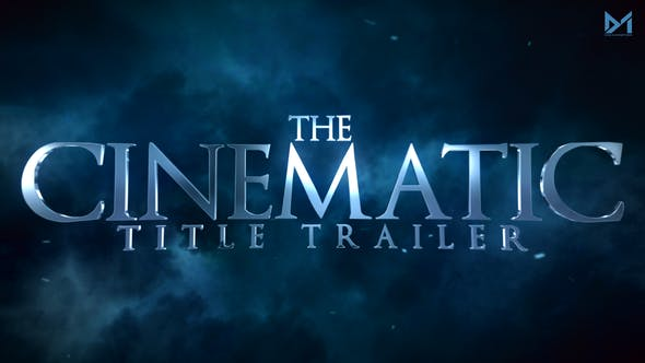 Videohive Cinematic Title Trailer 34085817