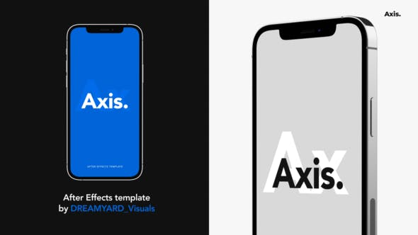 Videohive Axis - App Promo 34165126