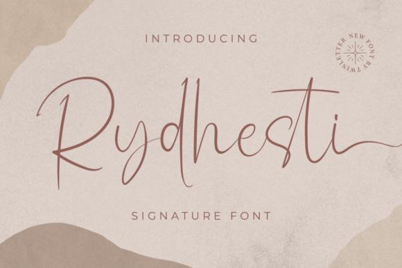 Rydhesti Font