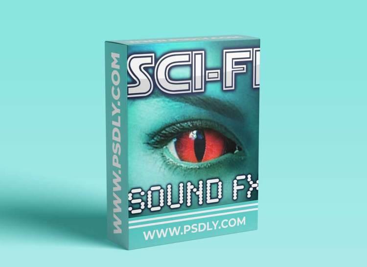 Space 3000 Sci-Fi Sound Effects Invasion Vol 2 WAV
