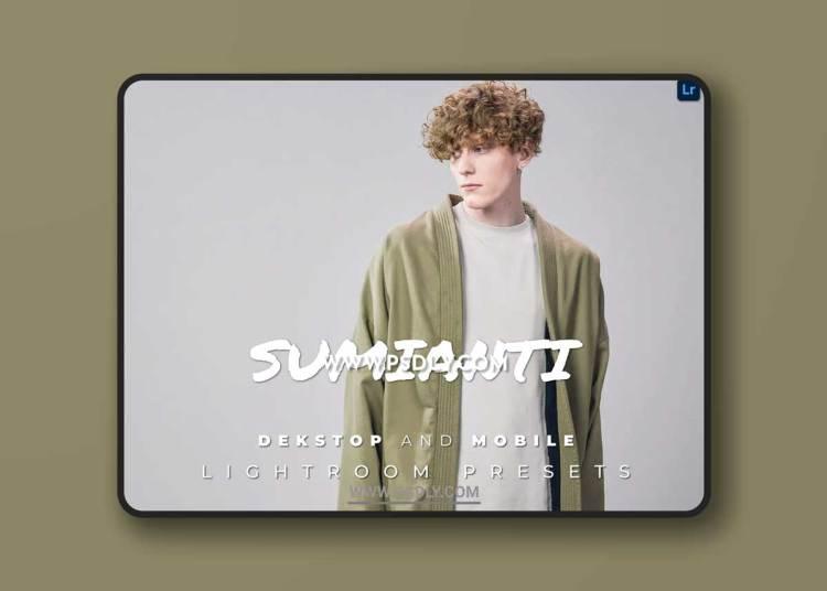 Sumianti Desktop and Mobile Lightroom Preset
