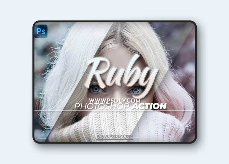 Titanium Ruby Coloring Photoshop ActionTitanium Ruby Coloring Photoshop Action