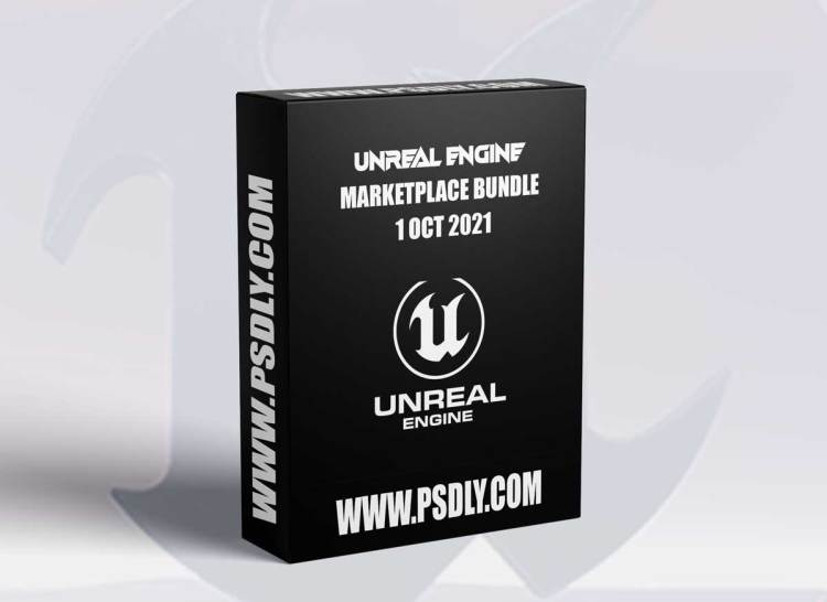 Unreal Engine Marketplace Bundle 1 Oct 2021