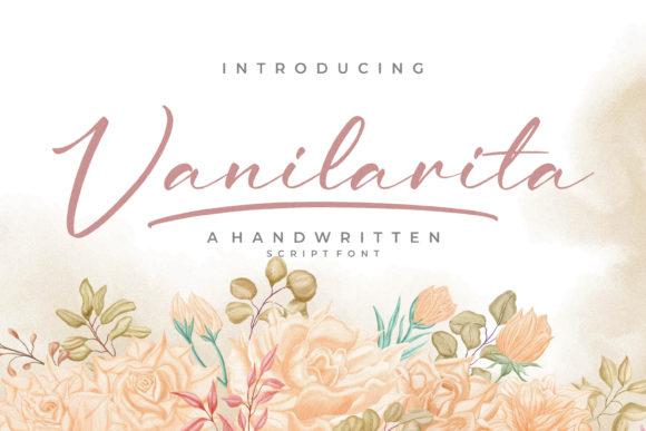 Vanilarita Font