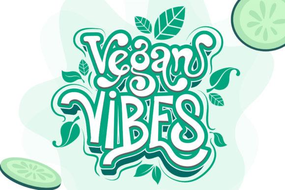 Vegan Vibes Font