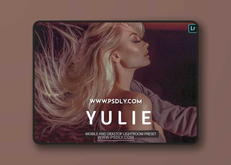Yulie Lightroom Presets Dekstop and Mobile