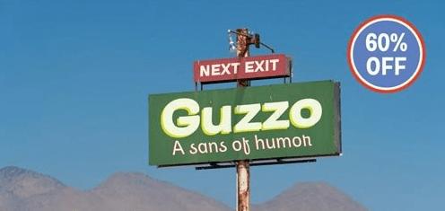 Guzzo Font Family