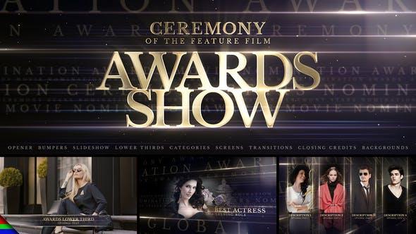 Videohive Awards 29043745