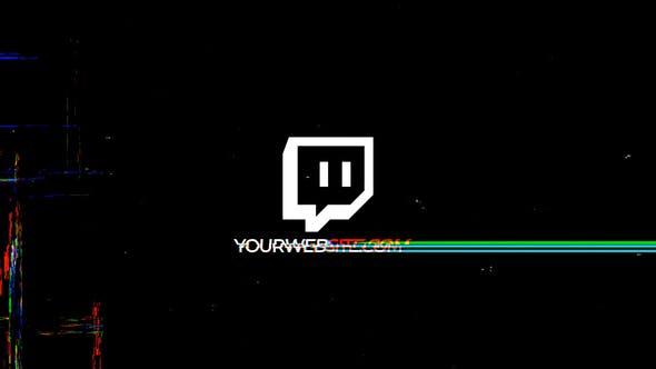 Videohive Glitch Logo Intro 33328242