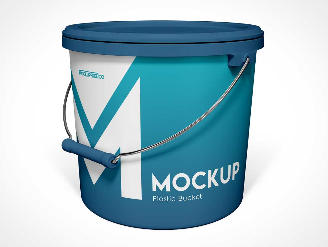 Download Food Bucket Mockup Free Yellowimages