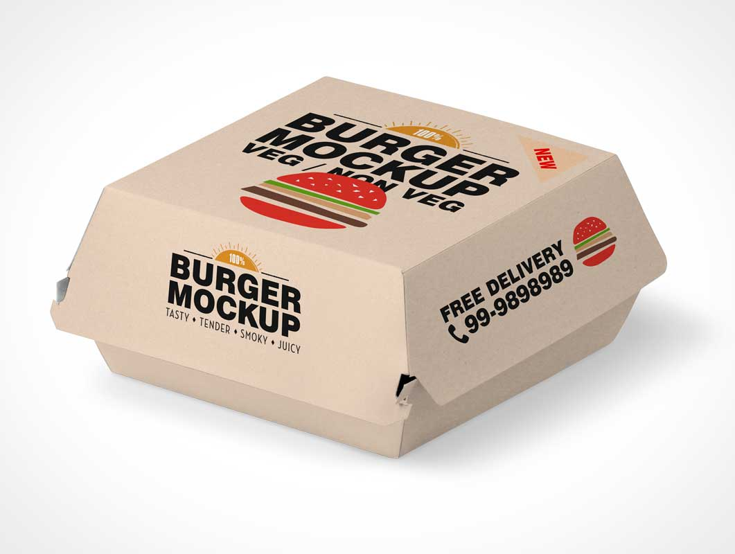 Download Fast Food - PSD Mockups