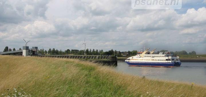 Perkpolder met Fast Ferry naar Kruiningen