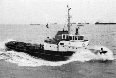 Sleepboot Van Woelderen