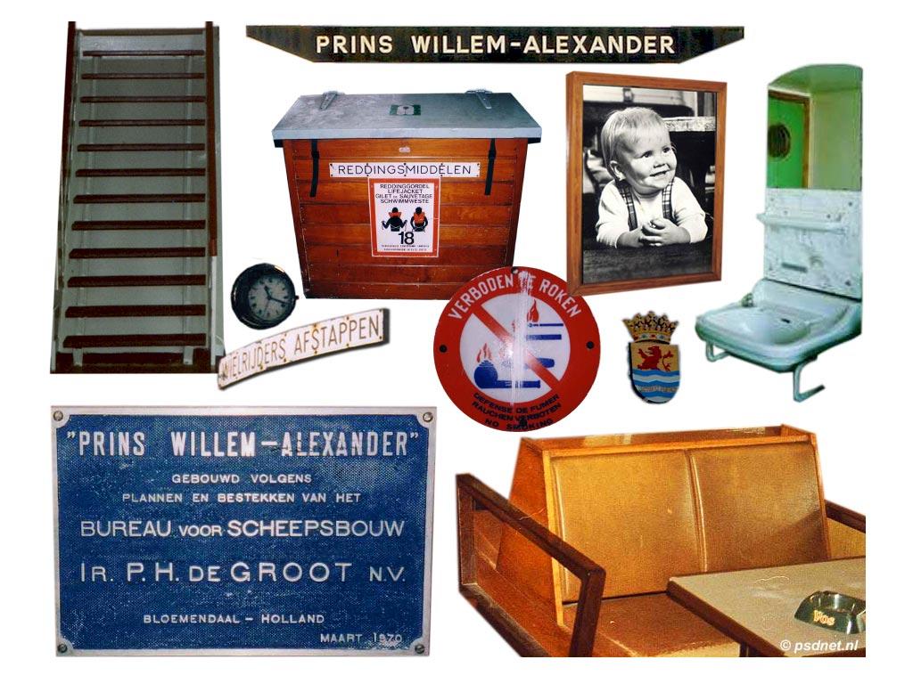 PSD-veerboot Willem-Alexander