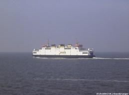 Passage van de Beatrix (3)