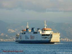 De afgelopen jaren was de Acciarello alleen nog in dienst naar Elba, maar in het najaar van 2015 viel de veerboot een paar weken in op de oude dienst naar Messina. Samen met zusterschip Tremestieri herleefden oude Zeeuwse tijden.
