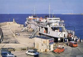 Ansichtkaart van Malta